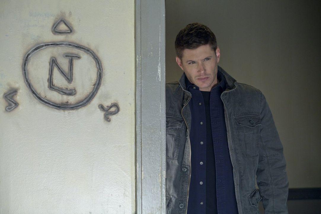 Irgendwann verliert jeder seine Geduld. Auch Dean (Jensen Ackles) reißt diesmal der Geduldsfaden ... - Bildquelle: Warner Bros. Television