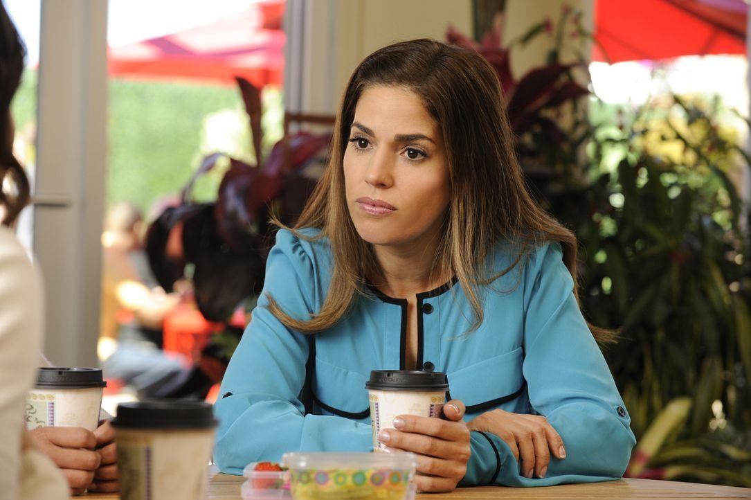 Muss erfahren, dass ihr Sohn Drogen verkauft hat: Marisol (Ana Ortiz) .. - Bildquelle: ABC Studios