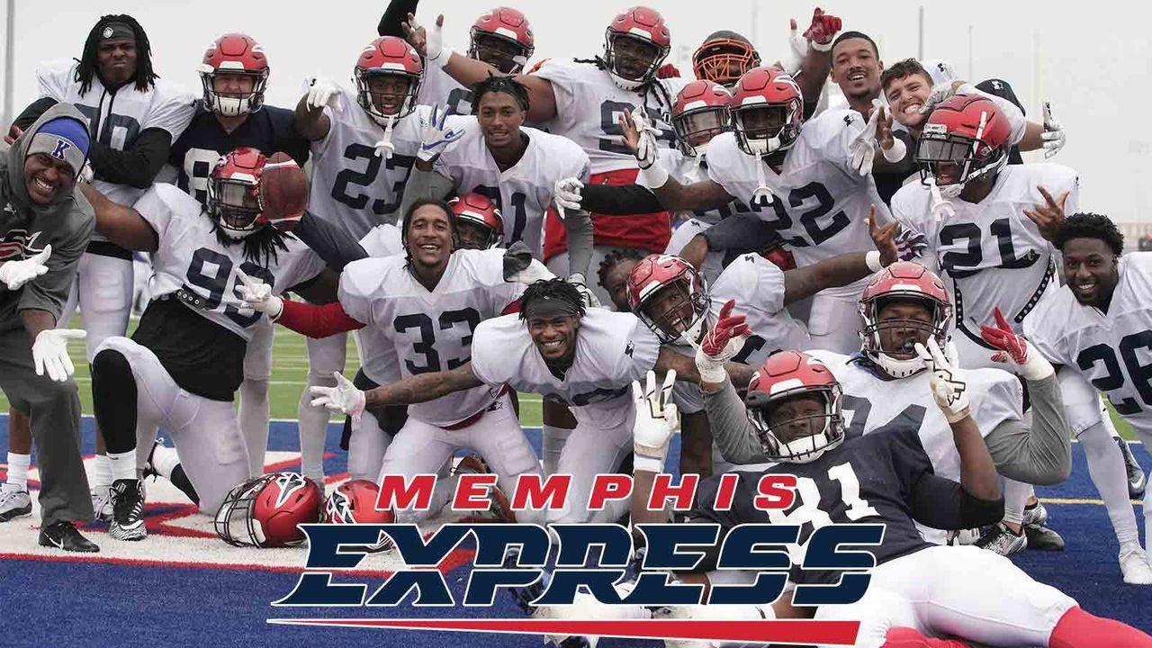 Memphis Express - Bildquelle: AAF