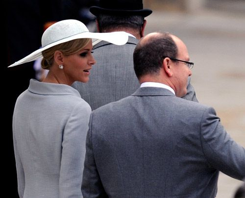 William-Kate-Westminster-Abbey-Prince-Albert-Monaco-Charlene-Wittstock-11-04-29-500_404_AFP - Bildquelle: AFP