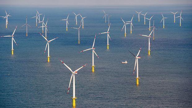Strom aus Offshore-Windkraftwerken kommt billiger ans Netz