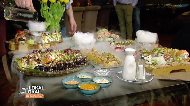 Mein Lokal, Dein Lokal - Mein Lokal, Dein Lokal - In Hannover Hat Sushi Nur Ein Gesicht: Das