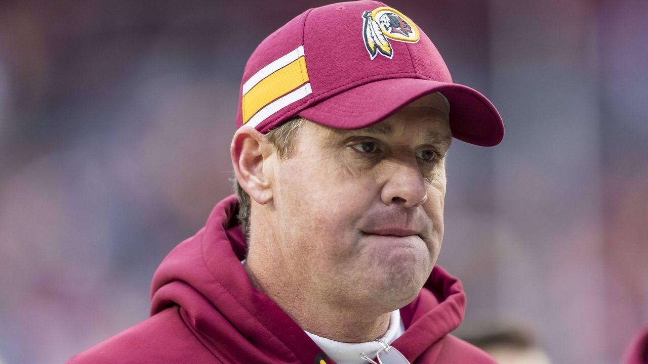 Jay Gruden (Washington Redskins) - Bildquelle: imago/ZUMA Press