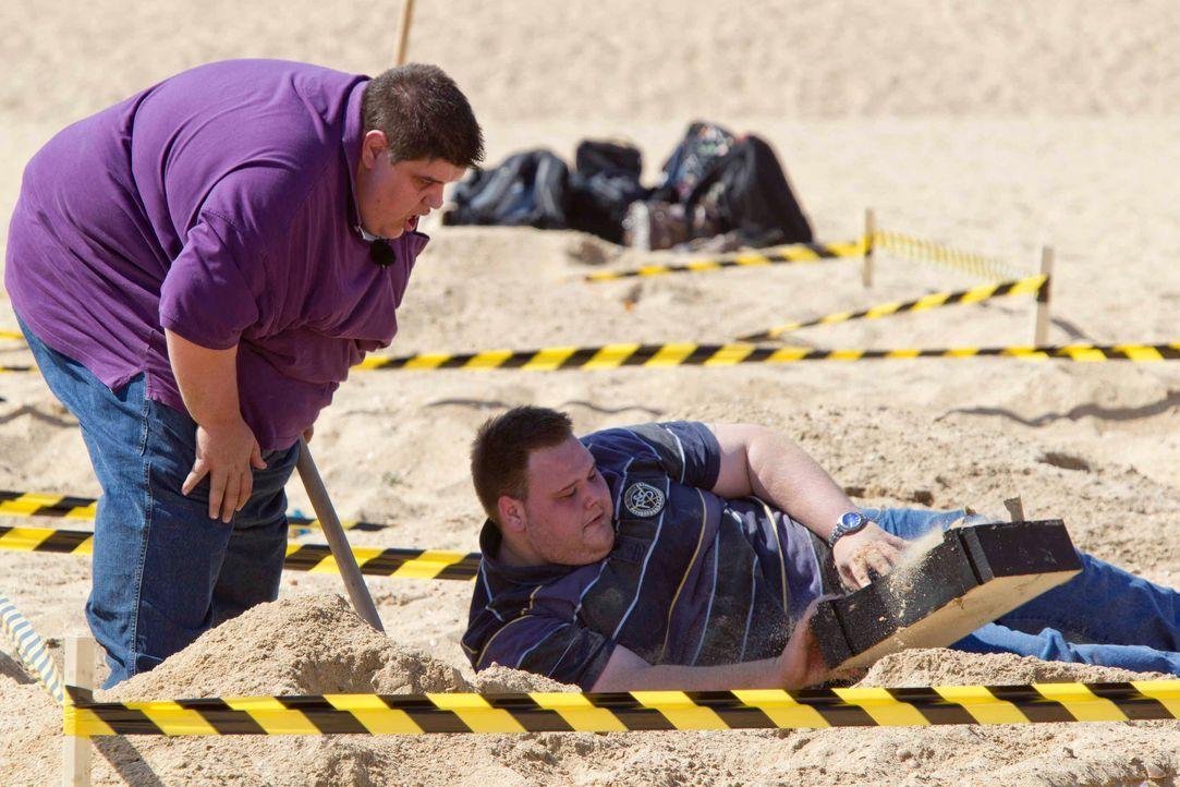 The-Biggest-Loser-Ankunft-Folge1-0014 - Bildquelle: © SAT.1/Enrique Cano