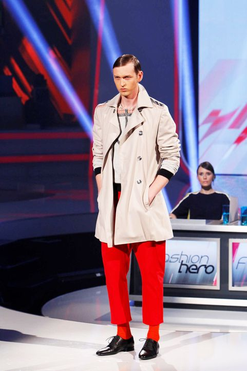 Fashion-Hero-Epi05-Vorab-01-Richard-Huebner-TEASER - Bildquelle: Richard Huebner