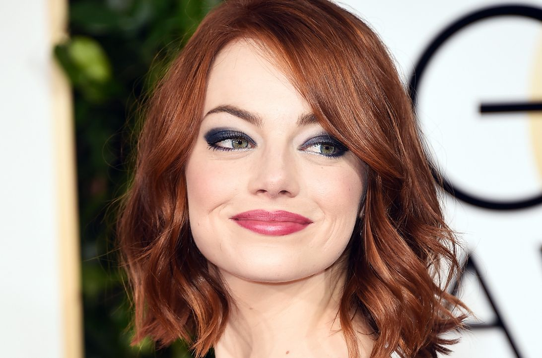Emma-Stone-150111-getty-AFP - Bildquelle: getty-AFP