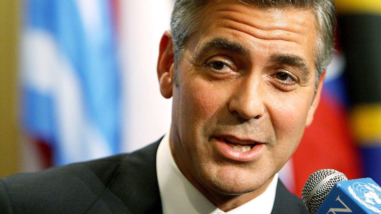 George Clooney - Bildquelle: AFP
