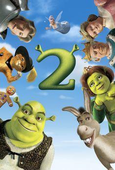 Shrek 2 - Der tollkühne Held kehrt zurück - Shrek 2 - Der tollkühne Held kehr...