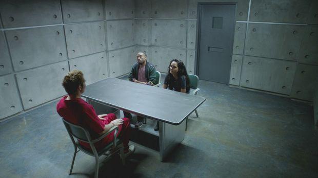 Macgyver - Macgyver - Staffel 1 Episode 12: Chrysalis