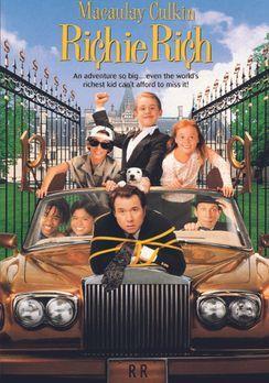 Richie Rich - Richie Rich - Plakatmotiv - Bildquelle: 1994 Warner Bros.
