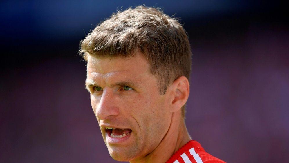 Müllers Einsatz am Samstag ist fraglich - Bildquelle: PIXATHLONPIXATHLONSID