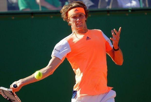 Alexander Zverev will den Abstieg im Davis Cup abwenden