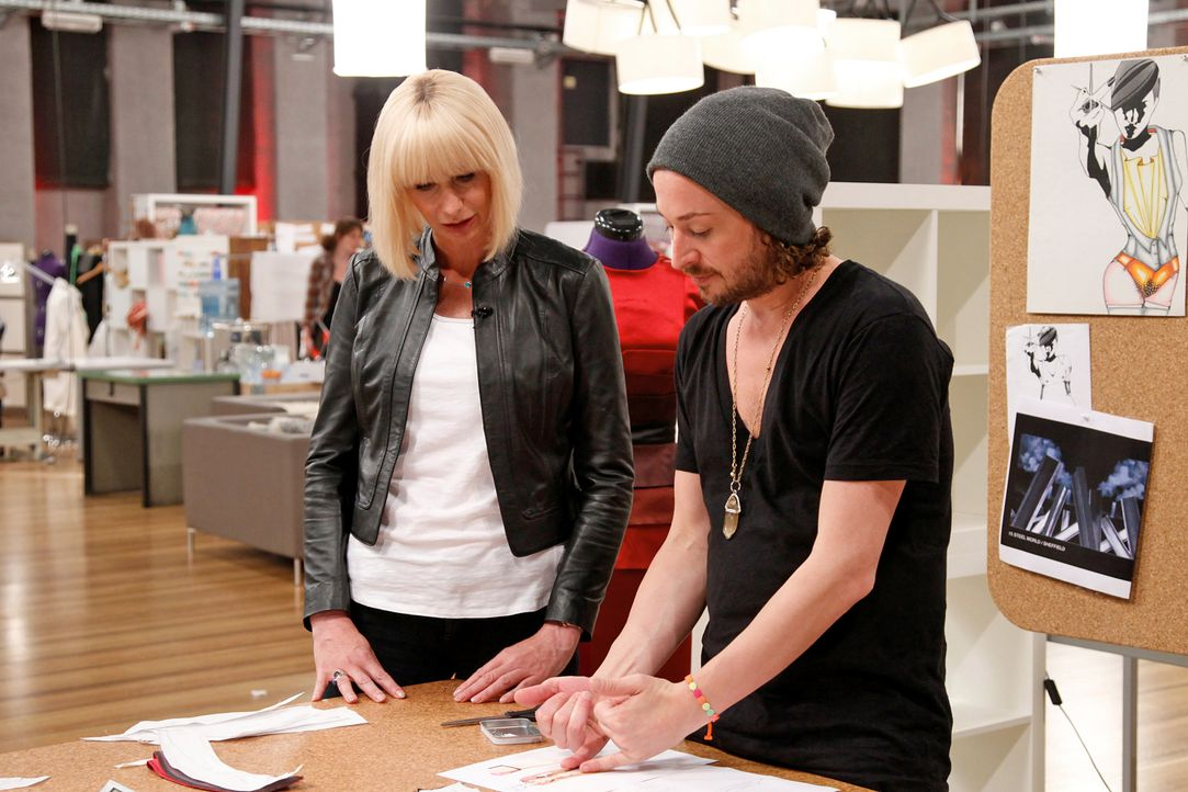 Fashion-Hero-Epi03-Atelier-31-Pro7-Richard-Huebner - Bildquelle: Richard Hübner / Pro 7