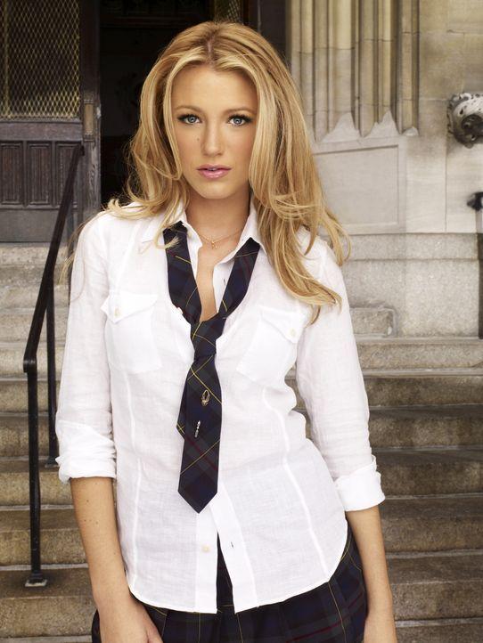 (2. Staffel) - Sie verdreht den Jungs die Köpfe: Kein Wunder, denn Serena (Blake Lively) das It-Girl der Elite-Schule ... - Bildquelle: Warner Bros. Television