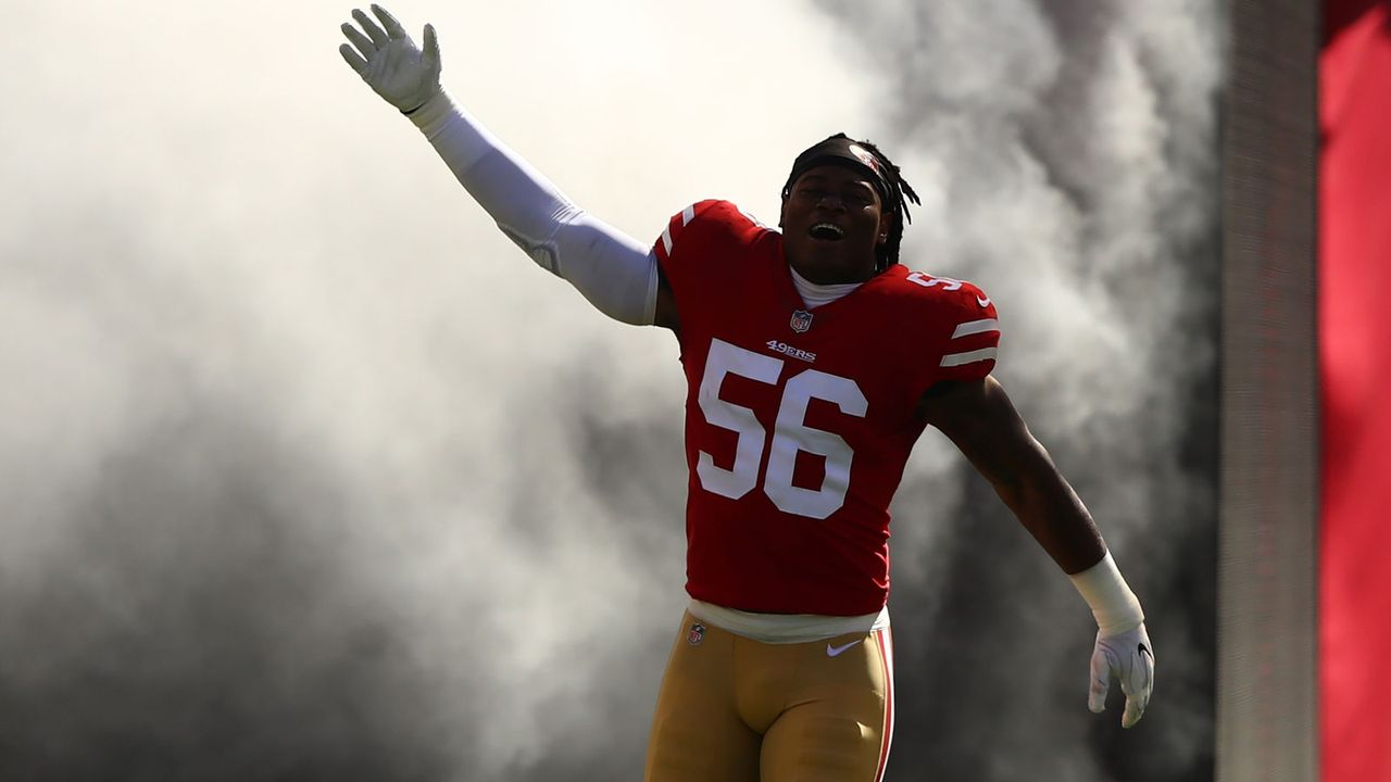 Reuben Foster (San Francisco 49ers) - Bildquelle: getty