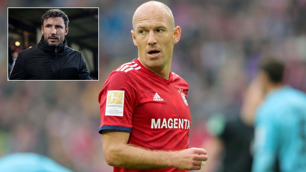 Arjen Robben (FC Bayern München) - Bildquelle: Getty Images/Imago