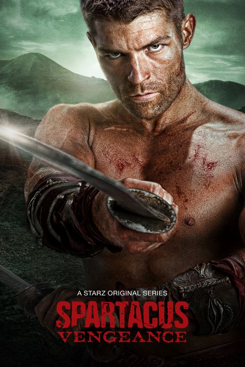 SPARTACUS: VENGEANCE - Artwork - Bildquelle: 2011 Starz Entertainment, LLC. All rights reserved.
