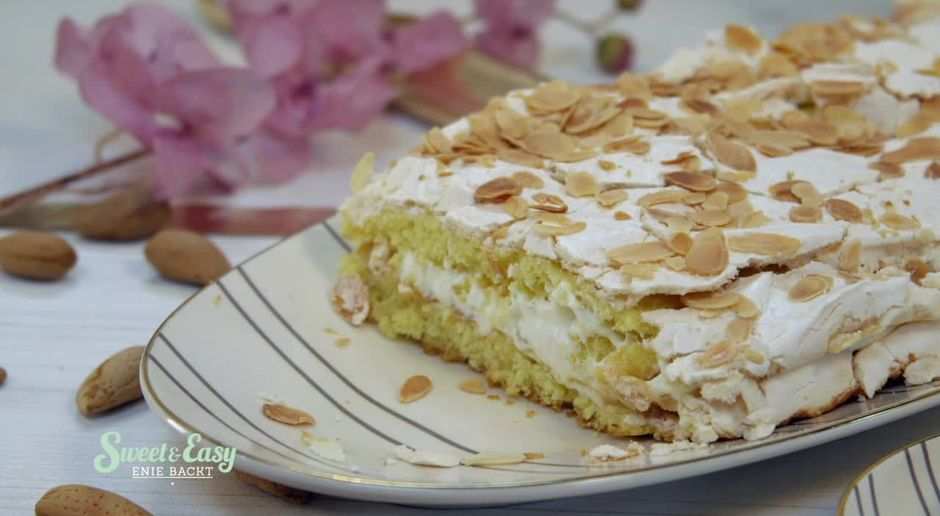 Kvaefjordkake Norwegens Bester Kuchen Der Welt Enie Backt