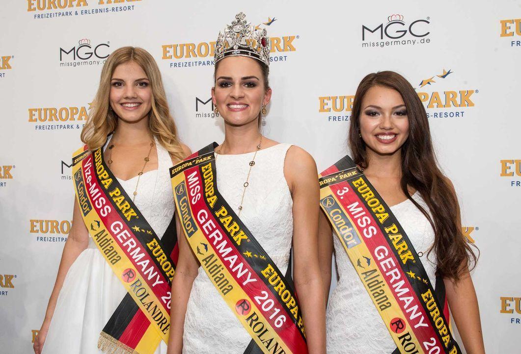 Miss-Germany-Gewinnerin-Top3-2-dpa - Bildquelle: dpa
