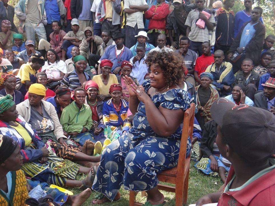 Runada Opem air Sex-Talk mit Vestine Dusabe
