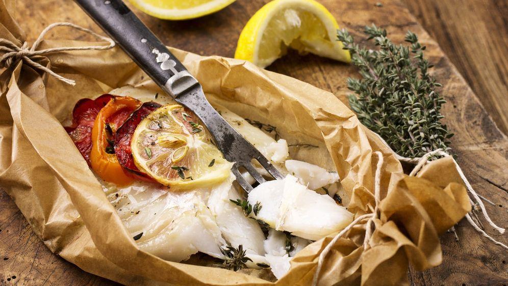 Mediterraner Fisch Im Backpapier Sat 1 Ratgeber