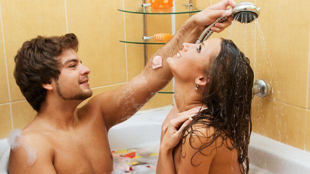 ficken in badewanne