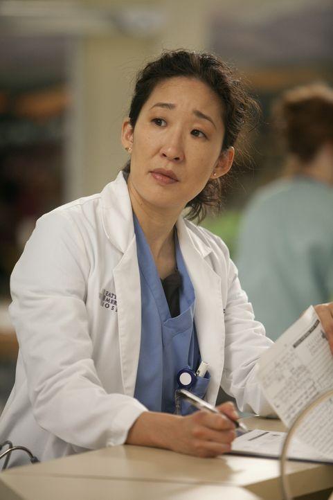 Muss sich zwischen ihrer Karriere und ihrer Beziehung zu entscheiden: Cristina (Sandra Oh) ... - Bildquelle: ABC Studios