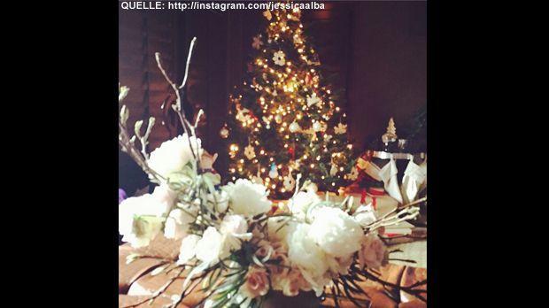 jessicaalba-Instagram - Bildquelle: http://instagram.com/jessicaalba