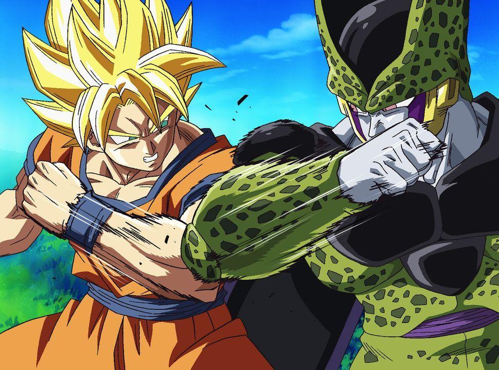 Ihre Feinde sind mächtiger als jemals zuvor: Auf Son Goku und seine Freunde warten deshalb Kämpfe auf Leben und Tod ... - Bildquelle: Film  2009 Toei Animation Co., Ltd.  Bird Studio/Shueisha, Toei Animation