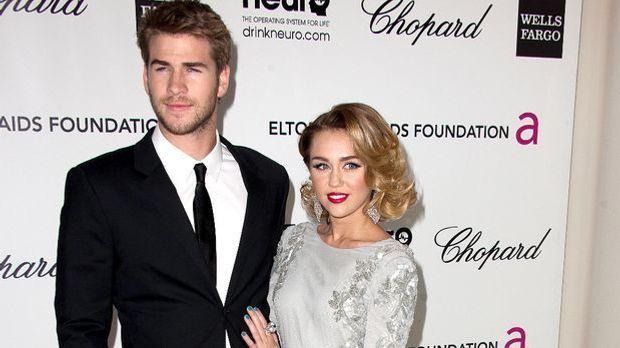 Liam Hemsworth begeistert: Miley Cyrus ist ein Genie im Bett