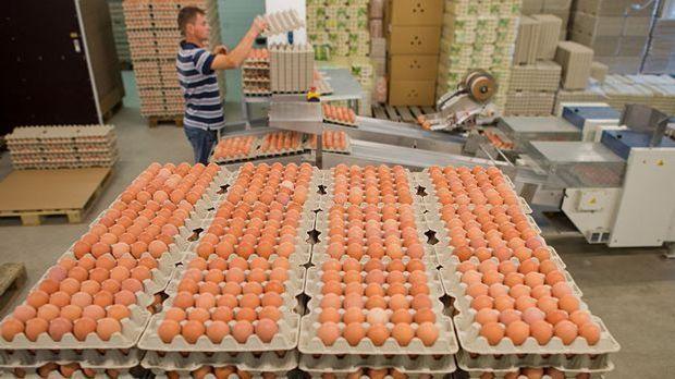 Eier werden knapp