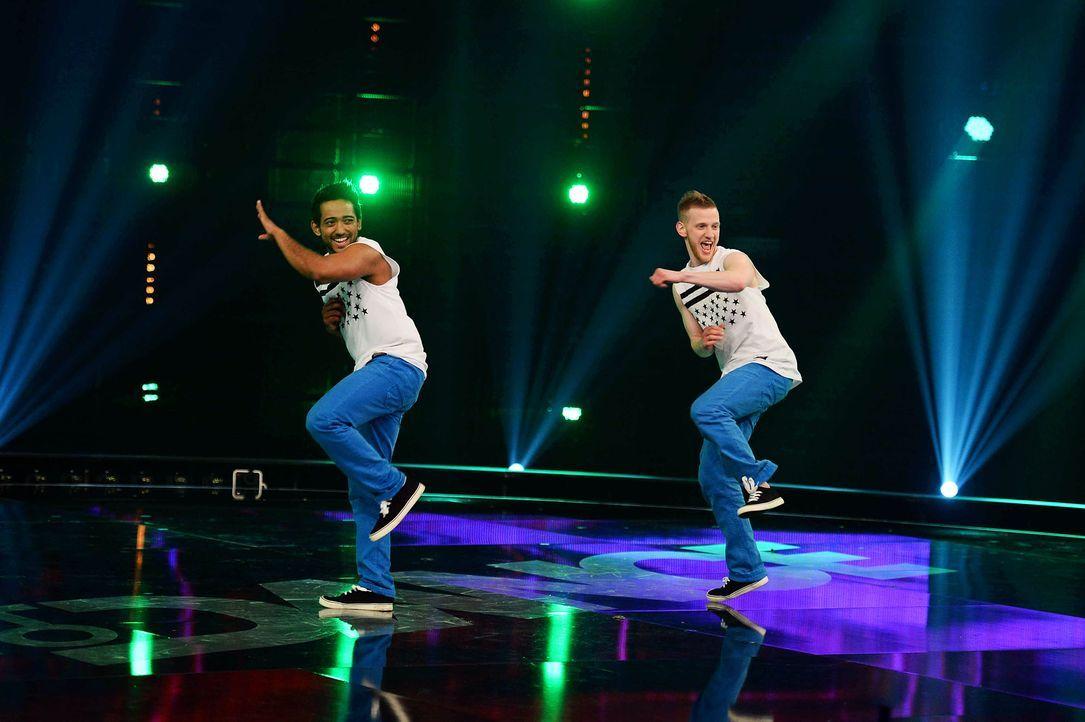 Got-To-Dance-Tilim-und-Marcel-10-SAT1-ProSieben-Willi-Weber - Bildquelle: SAT.1/ProSieben/Willi Weber