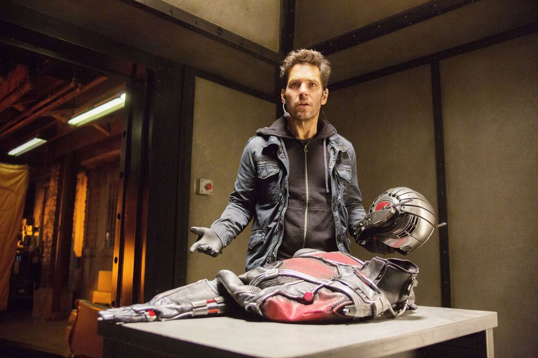 Ant-Man-01-Marvel2014 - Bildquelle: Marvel 2014