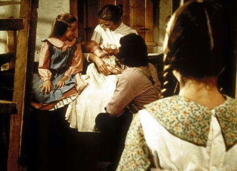 Unsere kleine Farm - (v.l.n.r.) Mary (Melissa Sue Anderson), Caroline (Karen...