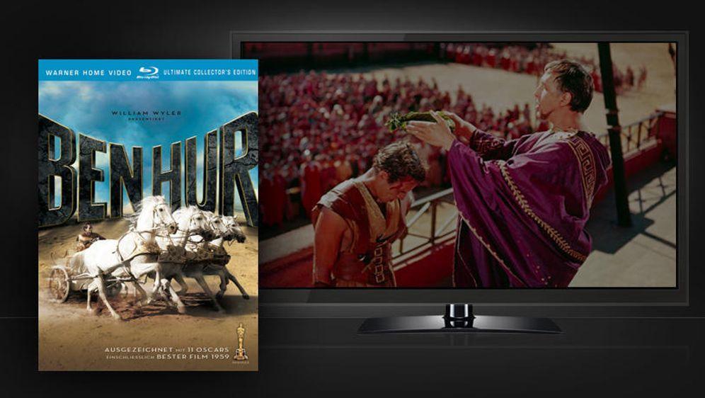 Ben Hur (Blu-ray Disc) - Bildquelle: Warner Home Video