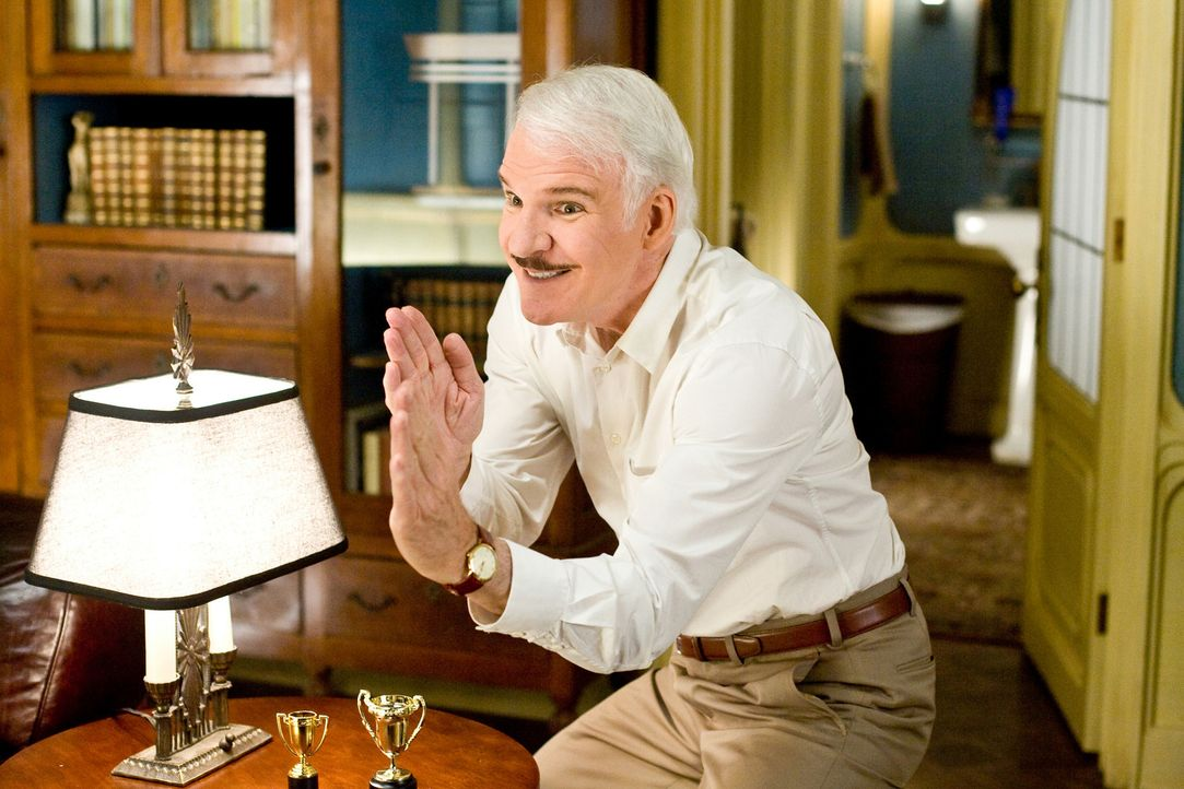 "Der naive Inspektor Jacques Clouseau (Steve Martin) ist mal wieder in Aktion- der ""rosarote Panther"" wurde erneut gestohlen. Mehr taktlos und tölpe... - Bildquelle: Peter Iovino 2009 Metro-Goldwyn-Mayer Pictures Inc. and Columbia Pictures Industries, Inc. All rights reserved."