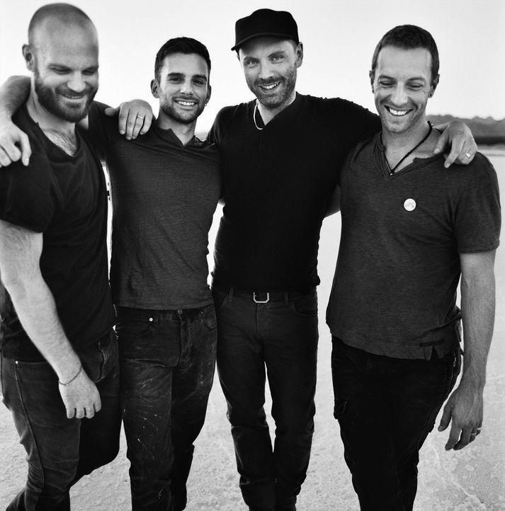 Coldplay-Anton-Corbijn - Bildquelle: Anton Corbijn