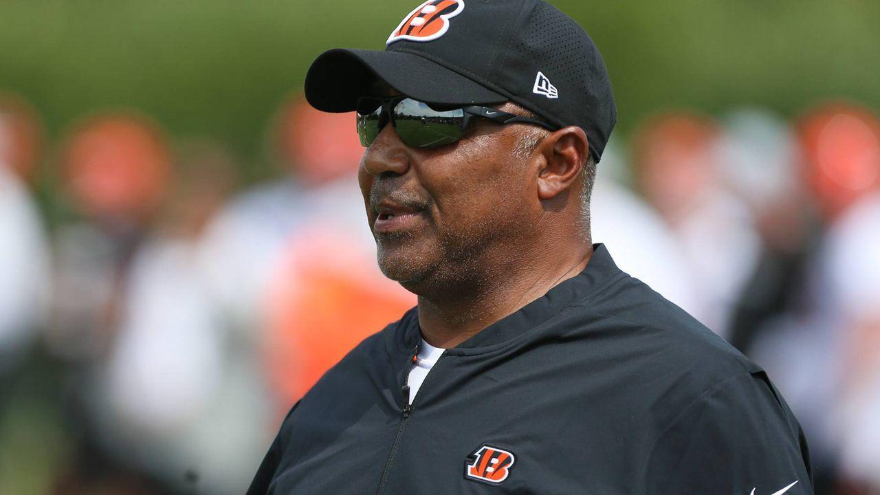 5. Marvin Lewis (Cincinnati Bengals) - Bildquelle: imago/Icon SMI