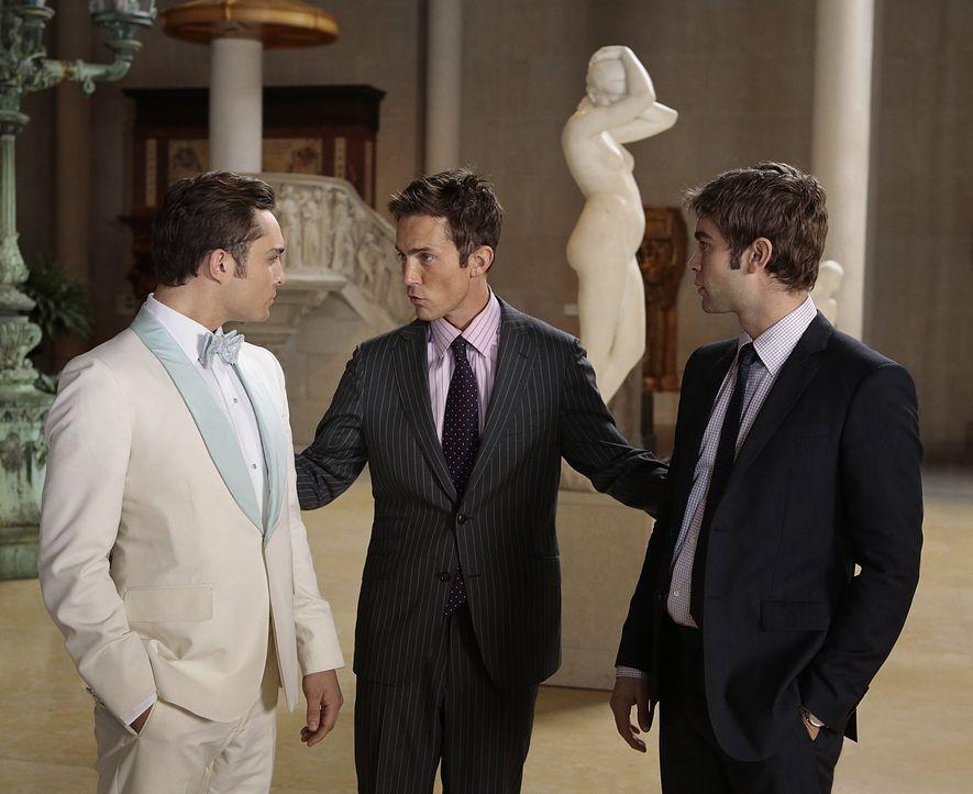 Chuck, Jack und Nate - Bildquelle: Warner Bros. Television