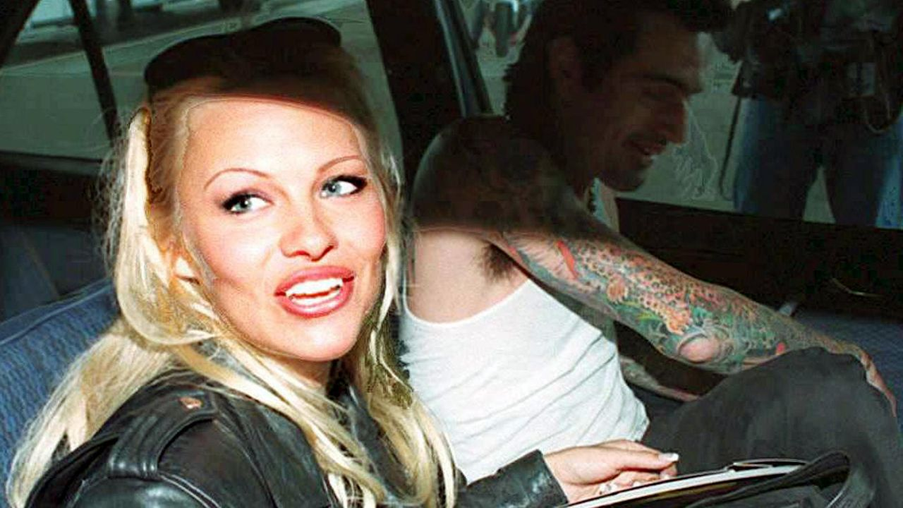 Pamela Anderson - Bildquelle: AFP