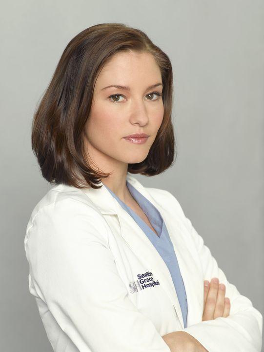 (5. Staffel) - Empfindet mehr als nur Freundschaft für einen Kollegen des Seattle Grace Hospital: Dr. Lexie Grey (Chyler Leigh) ... - Bildquelle: Touchstone Television