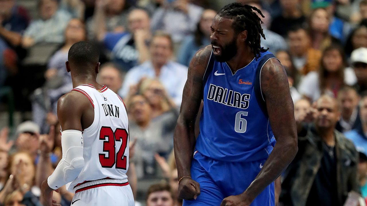 DeAndre Jordan (Dallas Mavericks)  - Bildquelle: 2018 Getty Images