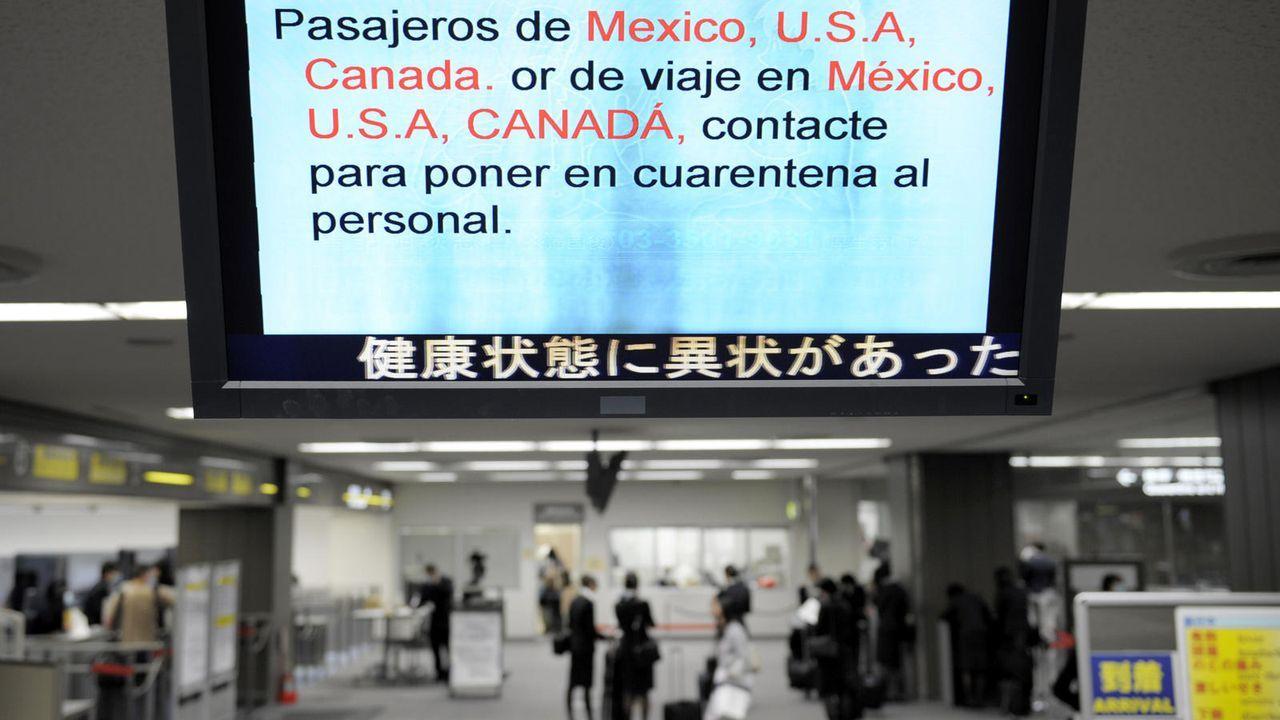 Tokyo International Airport - Bildquelle: AFP / TOSHIFUMI KITAMURA