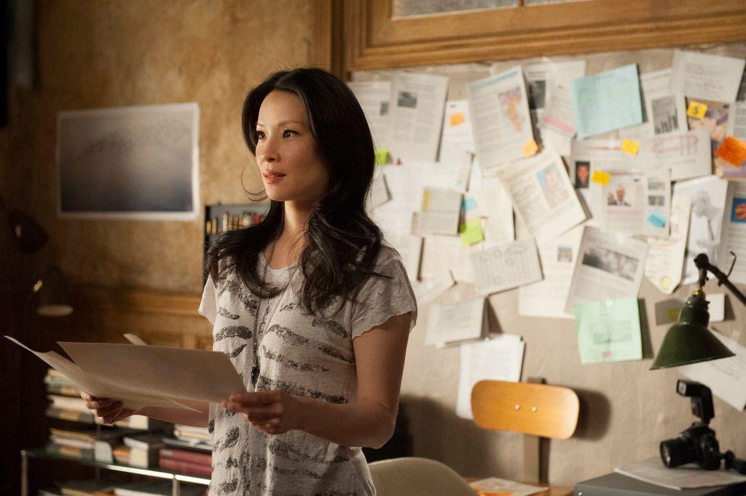 Wird es Sherlock Holmes und Joan Watson (Lucy Liu) gelingen, Irene alias Moriarty zu stoppen? - Bildquelle: CBS Television