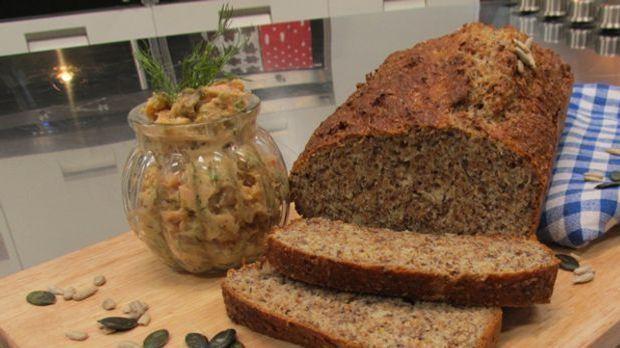 Brot, das sind Kohlenhydrate ohne Ende! Nicht bei Enie: Sie zaubert ein total...