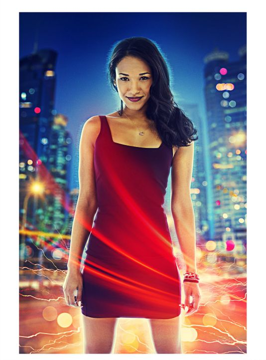 (1. Satffel) - Barrys beste Freundin: Iris West (Candice Patton) ... - Bildquelle: Warner Brothers.