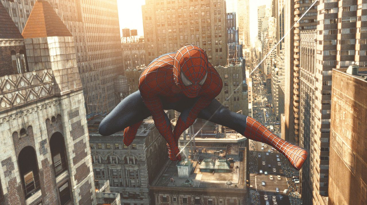 spiderman-sony-pictures-television-international - Bildquelle: Sony Pictures Television International