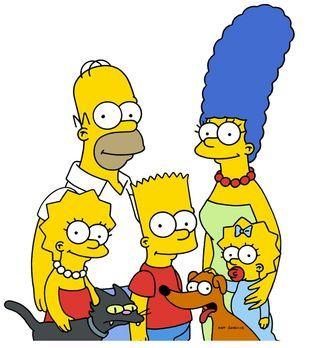 Die Simpsons - (13. Staffel) - Gemeinsam ist die Familie Simpsons unschlagbar...