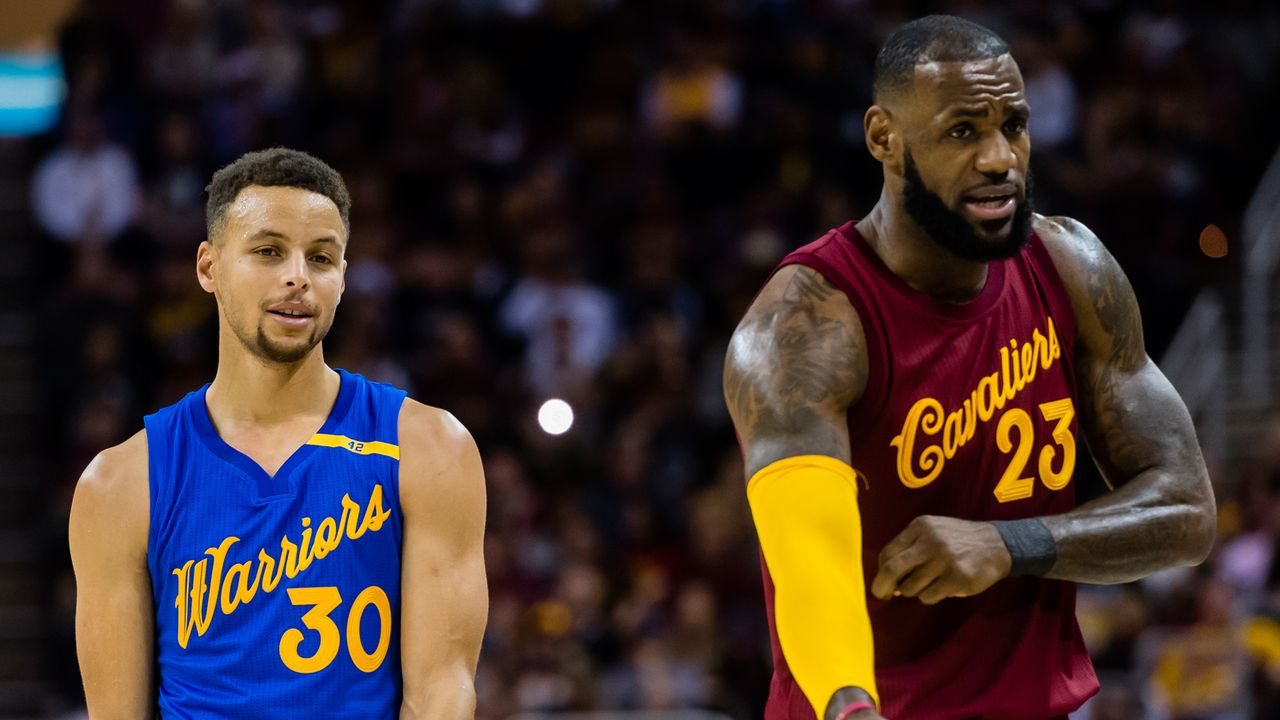 LeBron James vs. Steph Curry - Duell der Superstars - Bildquelle: 2016 Getty Images
