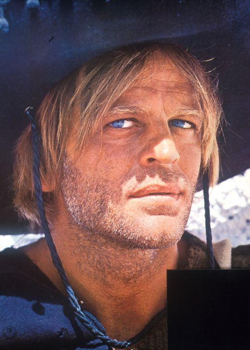 Wild (Klaus Kinski), der bucklige Bösewicht der Bande Indios, übernimmt gern die 'schmutzigen' Aufgaben ... - Bildquelle: United Artists